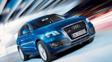 Audi Q5. Пополнение
