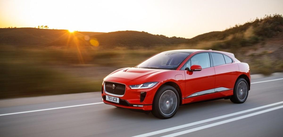 Jaguar I-Pace: названа цена для России