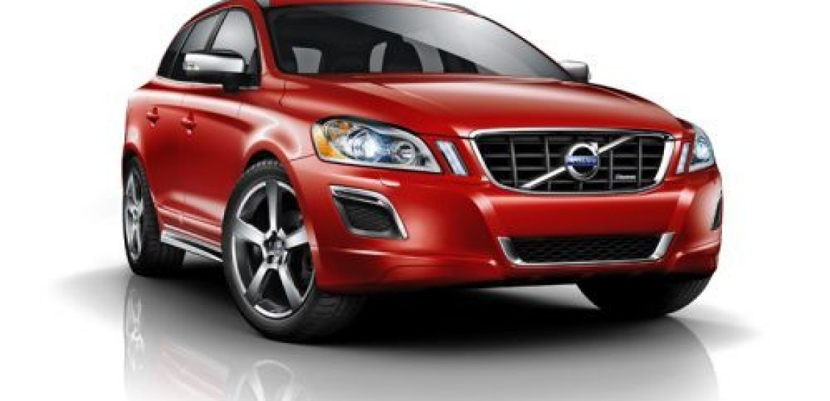 Volvo XC60 R-Design. Больше дизайна, больше спорта