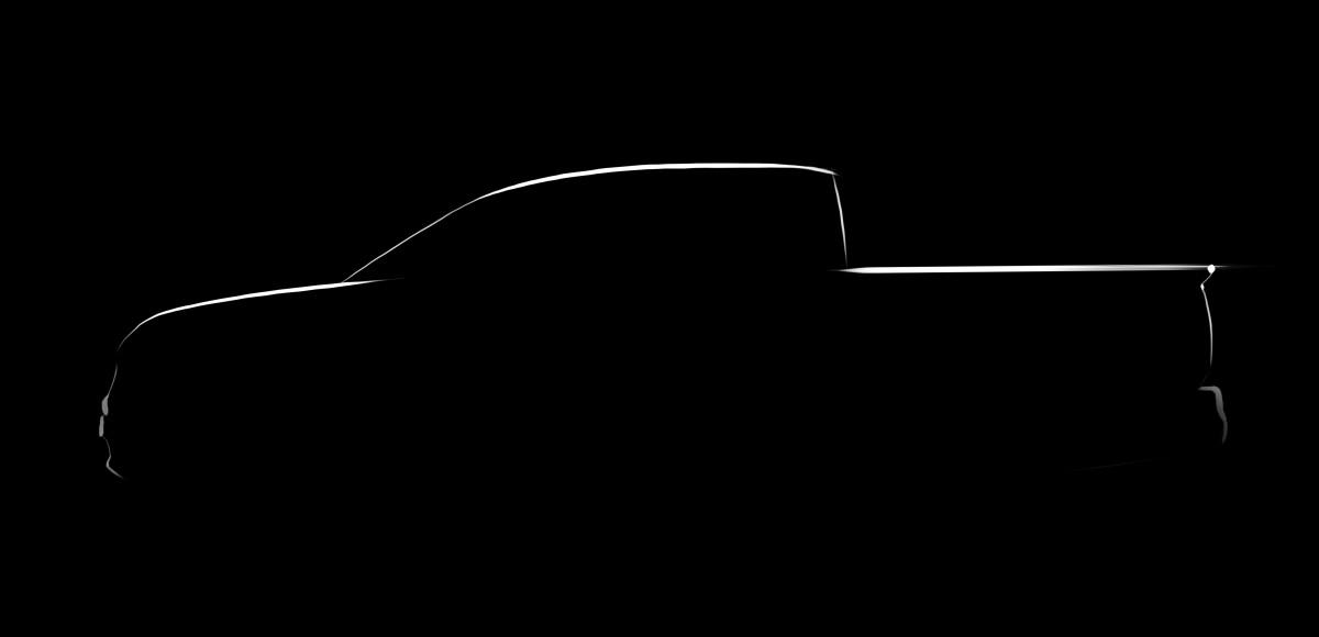 Новый пикап от Honda появится через 2 года