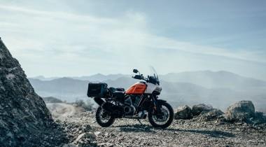 Революция легенды: на EICMA Harley-Davidson показала  турэндуро, стритфайтер и новый мотор