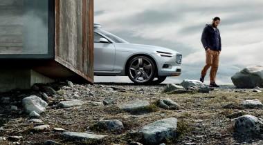 Volvo привезет в Детройт Concept XC Coupe