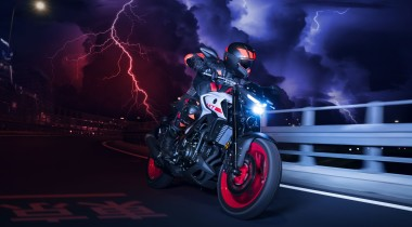 Yamaha представила обновленный нейкед MT-03