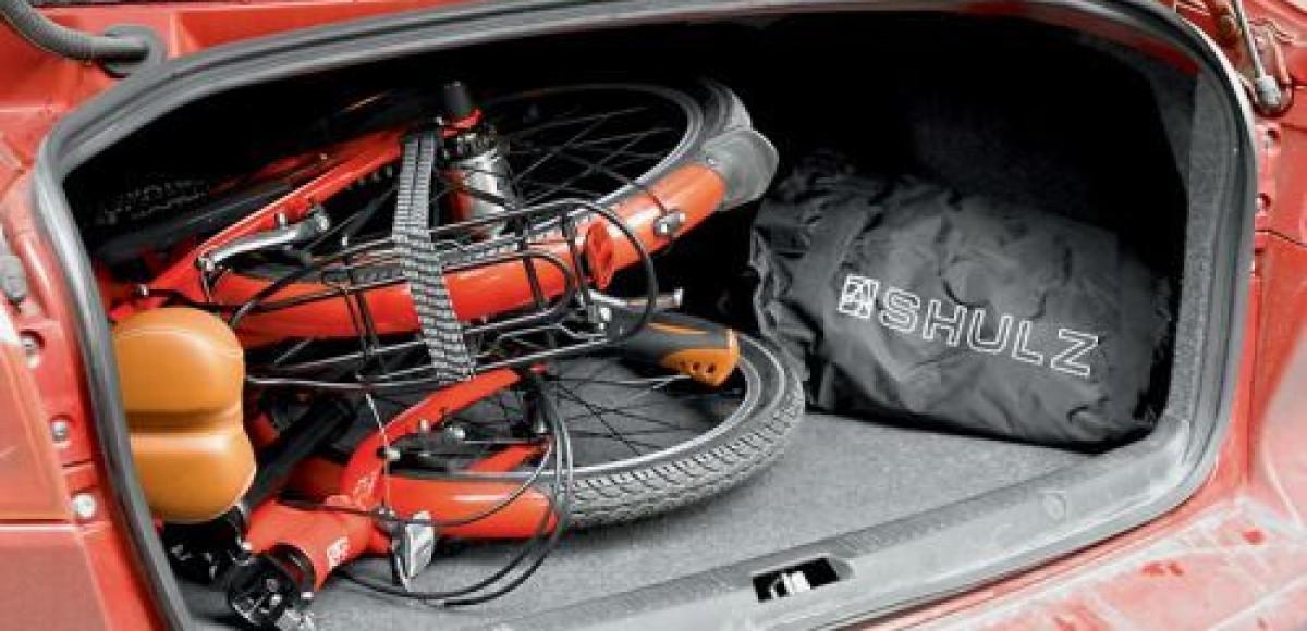 Складные велосипеды. Сравним раскладушки