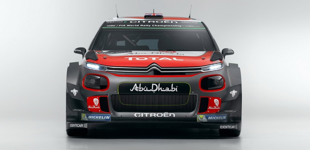 Citroen готов к новому сезону WRC