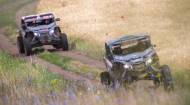В Челябинской области пройдет финал крупнейшей квадрогонки в России Can-Am X Race