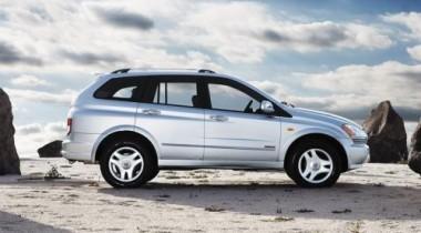 Sollers начинает выпуск новой модификации автомобиля SsangYong Kyron