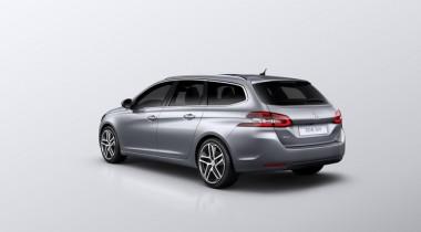 Peugeot показали новый универсал 308