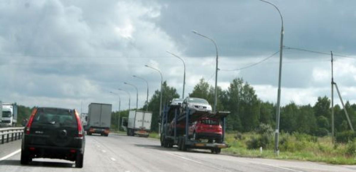 МЧС РФ заявляет об увеличении числа ДТП на трассе «Кола»
