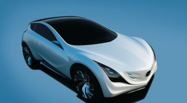 Mazda Kazamai. Равнение на русских