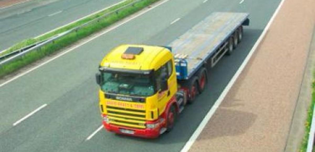 С 25 марта ограничивается движение грузовых автомобилей по федеральным трассам