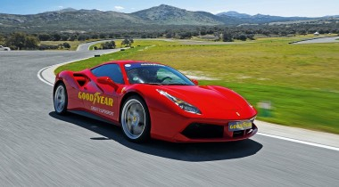 Goodyear EagleF1: как «едут» самые быстрые шины