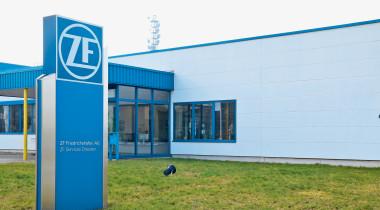 Первым делом шестеренки: 100 лет компании ZF