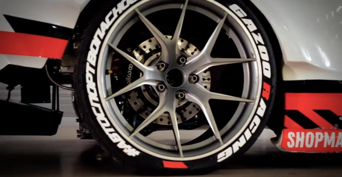 Как устроена Toyota GT86 Никиты Шикова