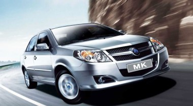 Geely MK: обзор модели