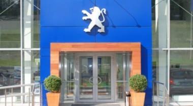 В Москве открылся новый автосалон Peugeot