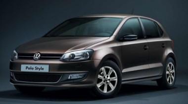 Volkswagen выпускает спецверсию Polo Style для российского рынка