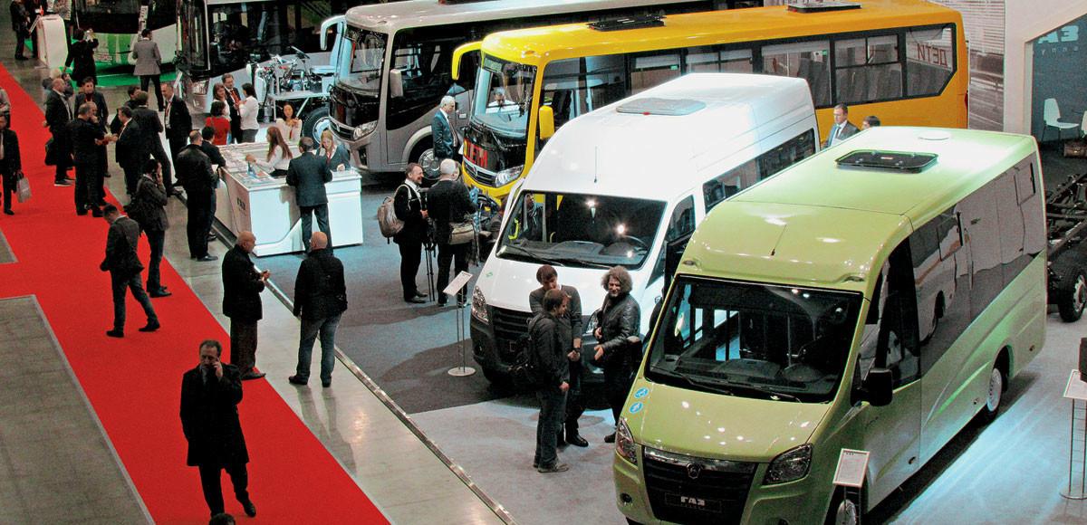 Busworld Russia: столичный дебют