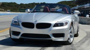Баварский родстер BMW Z4