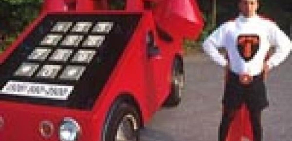 Телефон и автомобиль. Два в одном