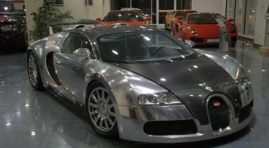 Bugatti Veyron Pur Sang. Чистокровный