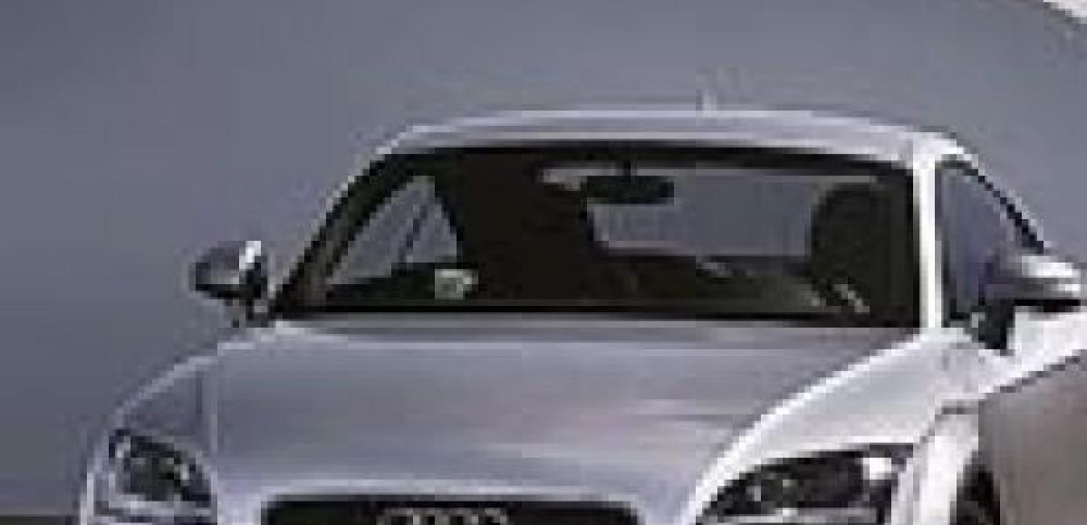 Audi TT. Точно в цель