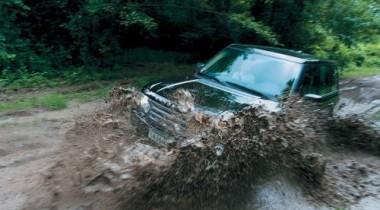 Пробег Land Rover. Пять лет ожидания