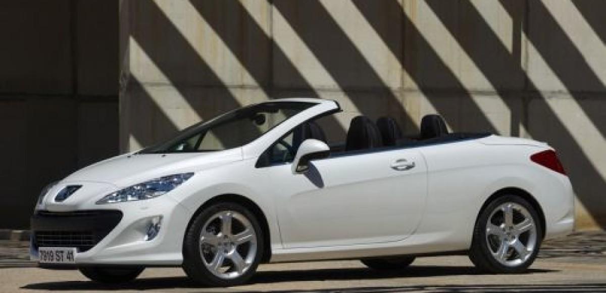 В Москве состоялась российская премьера Peugeot 308 CC