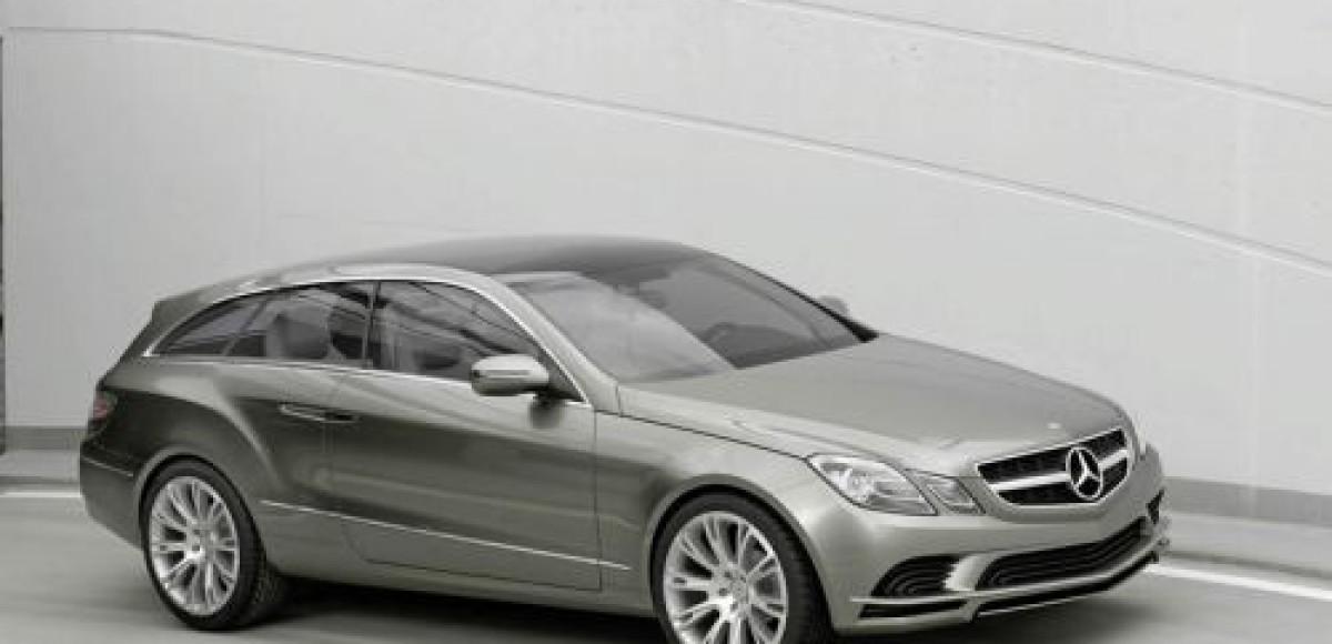 В Париже Mercedes продемонстрирует миру концепт Fascination