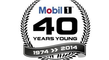 Бренд Mobil 1 празднует свое 40-летие