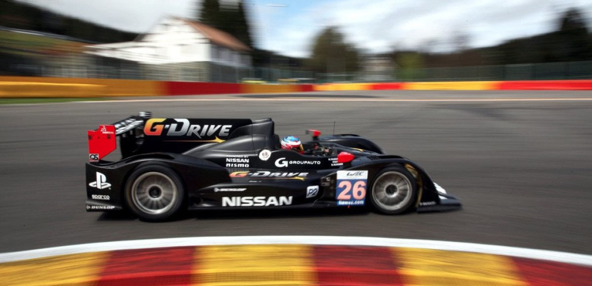 G-Drive Racing. Дебют состоялся