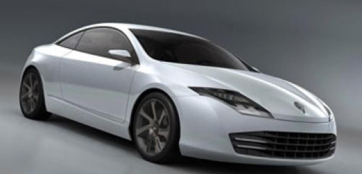 Обнародованы цены на купе Renault Laguna