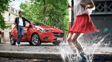 Opel Corsa. Кокетка