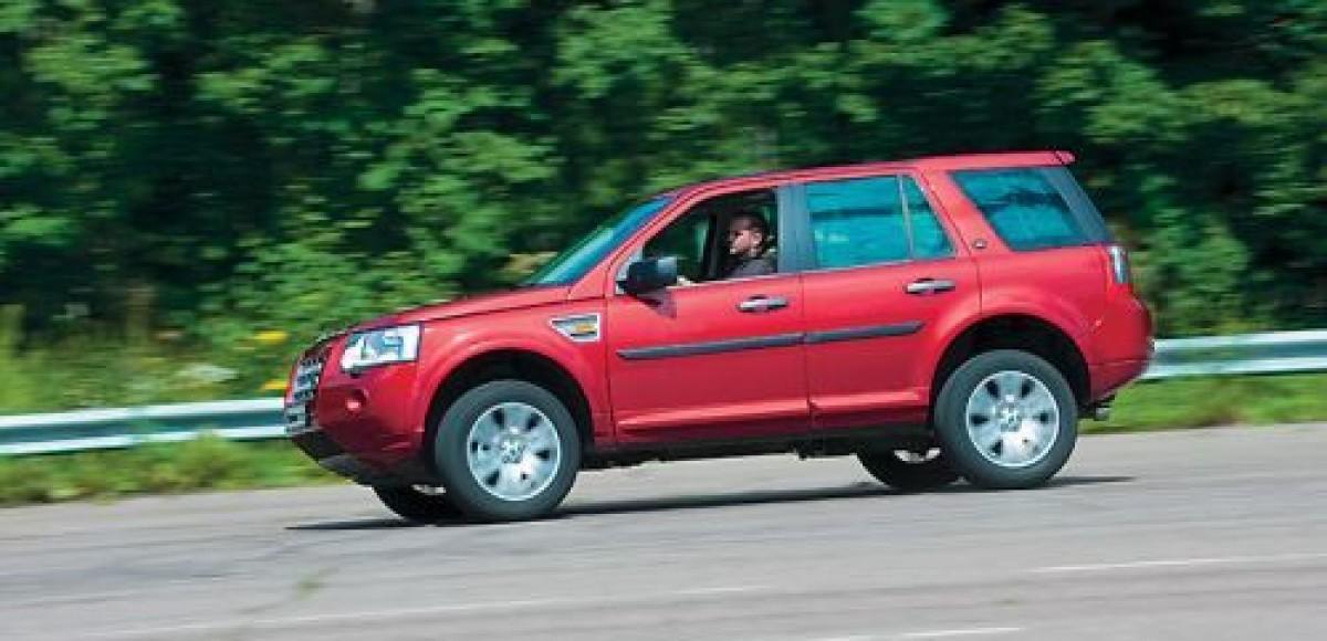 «Автопрайм», Санкт-Петербург. Land Rover Freelander 2 и Discovery 3. 0% или до 200 000 рублей экономии