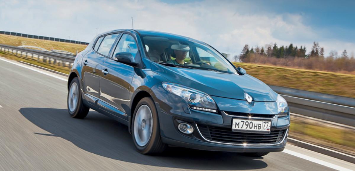Renault Megane. Полуобновление