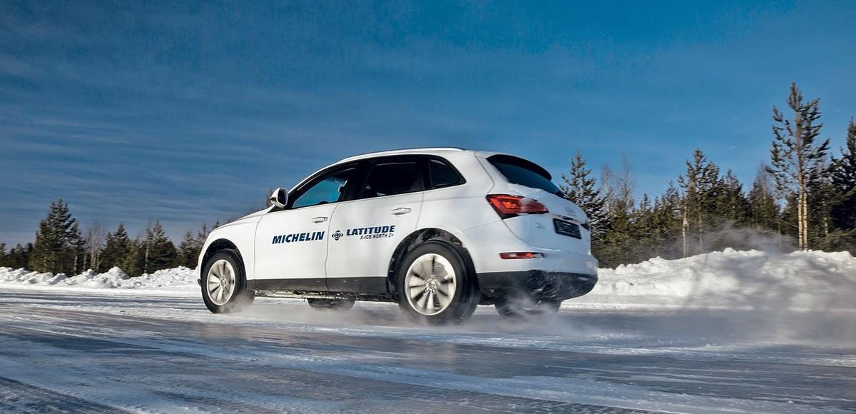 Скользкость и твердость: испытываем зимние шины Michelin X-Ice North 2+