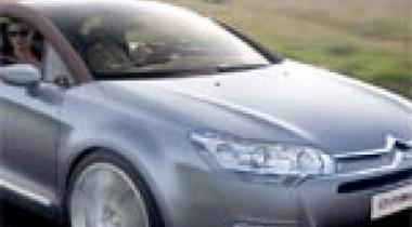 2008 Citroen C5. Месяц до премьеры