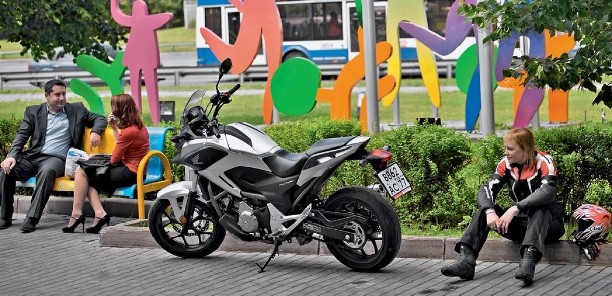 Honda NC700Х. Легкость бытия