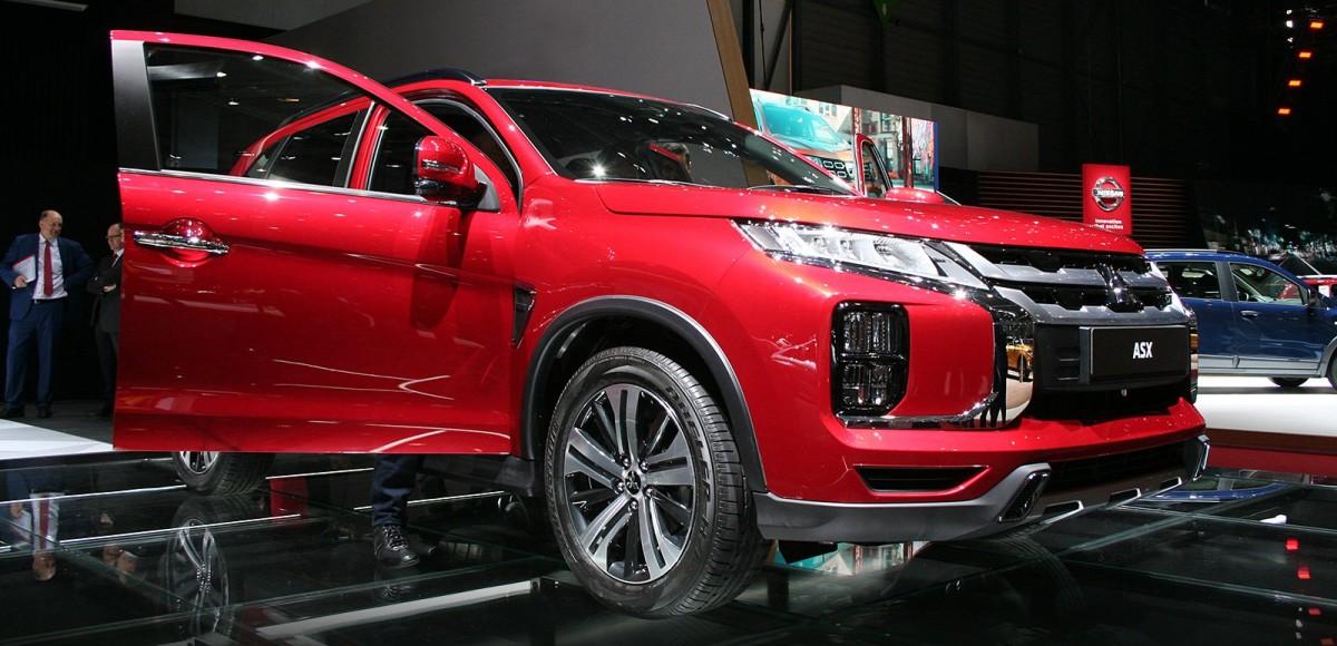 Mitsubishi ASX 2020: прибавка яркости
