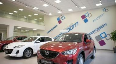 Группа компаний Автомир открыла новый дилерский центр Mazda