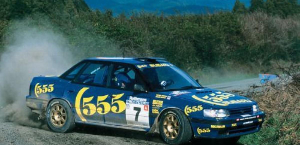 WRC. Ралли Кипр — 2000. Оставаться на вершине