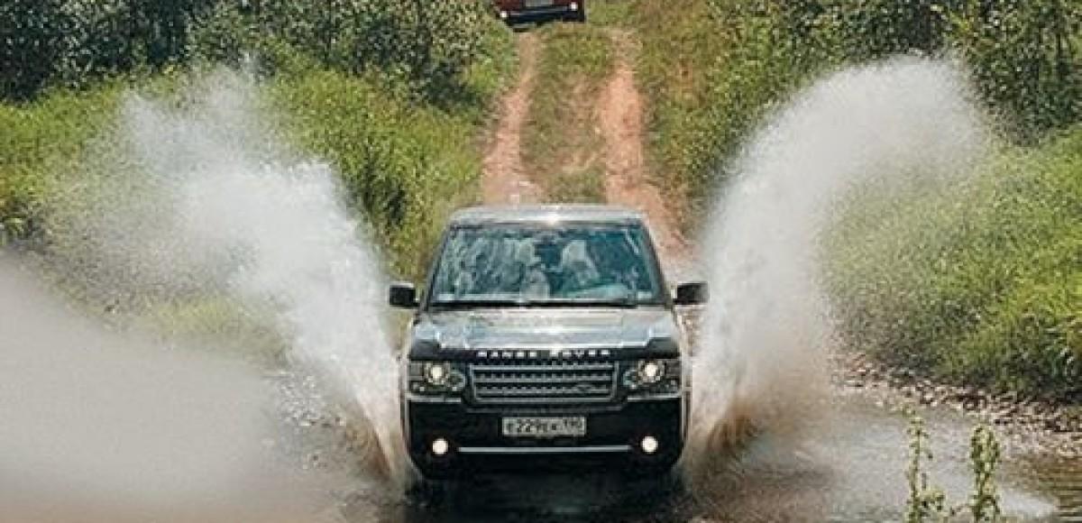 Land Rover Experience. Школьная пора
