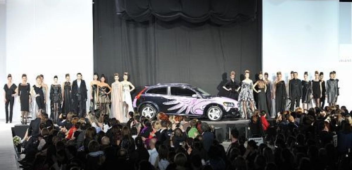 Неделя моды Volvo в Москве. Только модные решения
