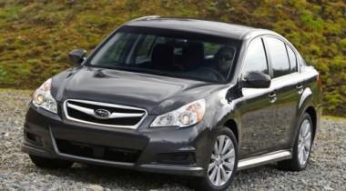 Subaru представляет Legacy нового поколения