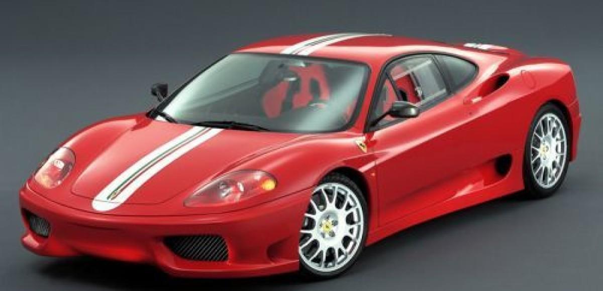 Ferrari 360 Modena. Ничего святого