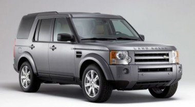Land Rover обновляет Discovery 3