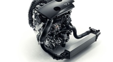 Мотор VC-Turbo назван «Двигателем года»