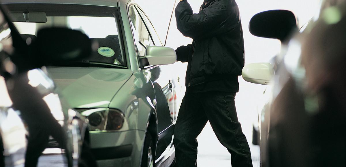 Самые популярные способы угона машин