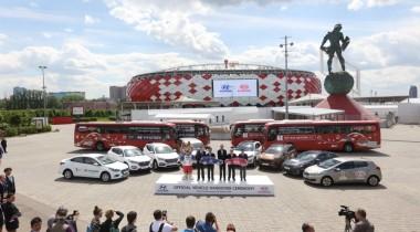 Корейская поддержка: Кубок Конфедераций FIFA 2017