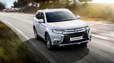 Mitsubishi Outlander стал доступнее в новых комплектациях